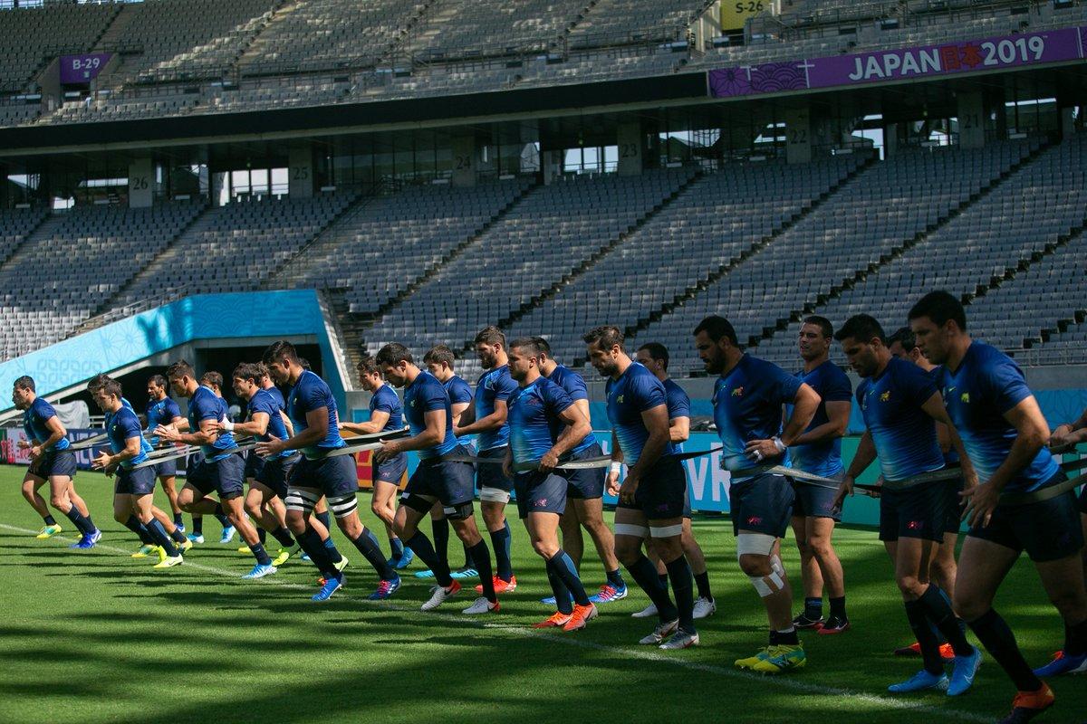 repetición Recepción Cubo  Arranca el mundial de rugby: la agenda de los Pumas