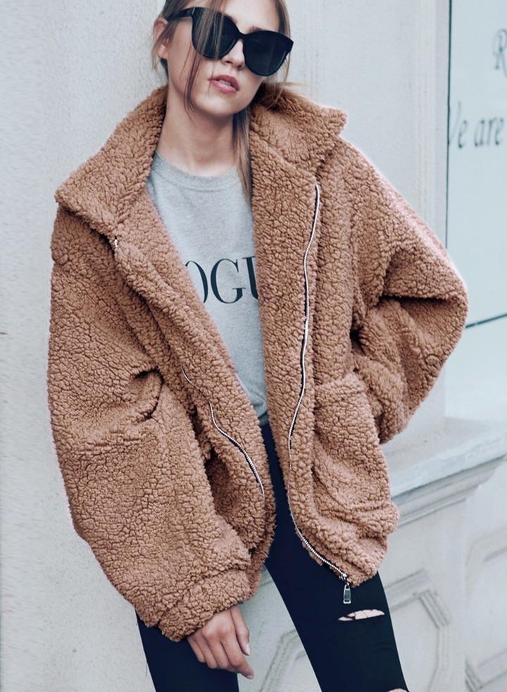 abrigo teddy 4