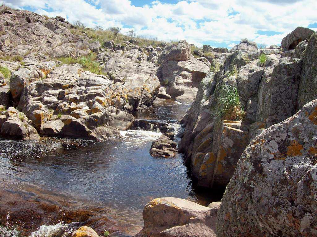 Cascada de Olaen 3