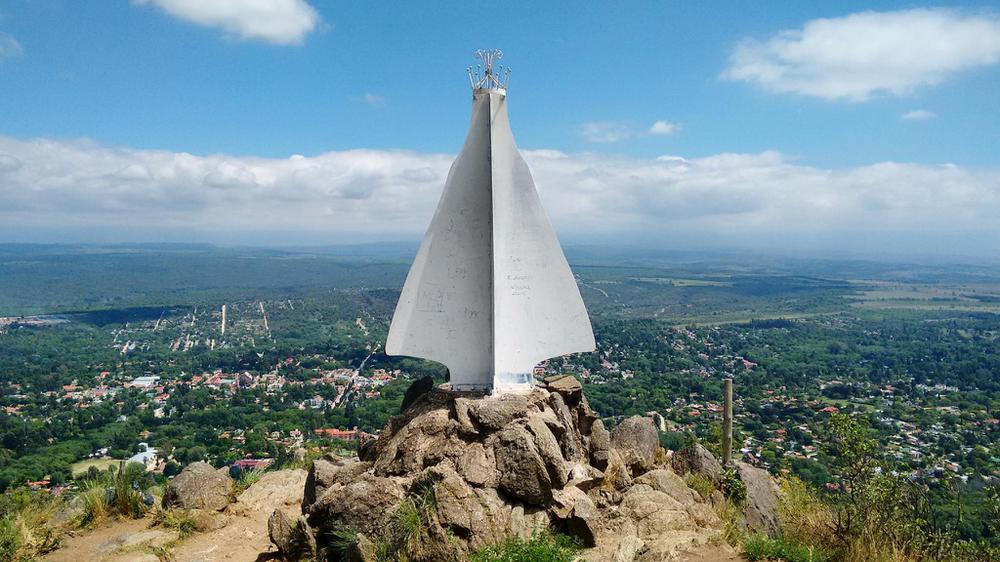 Cerro de la Virgen (Villa Gral Belgrano)
