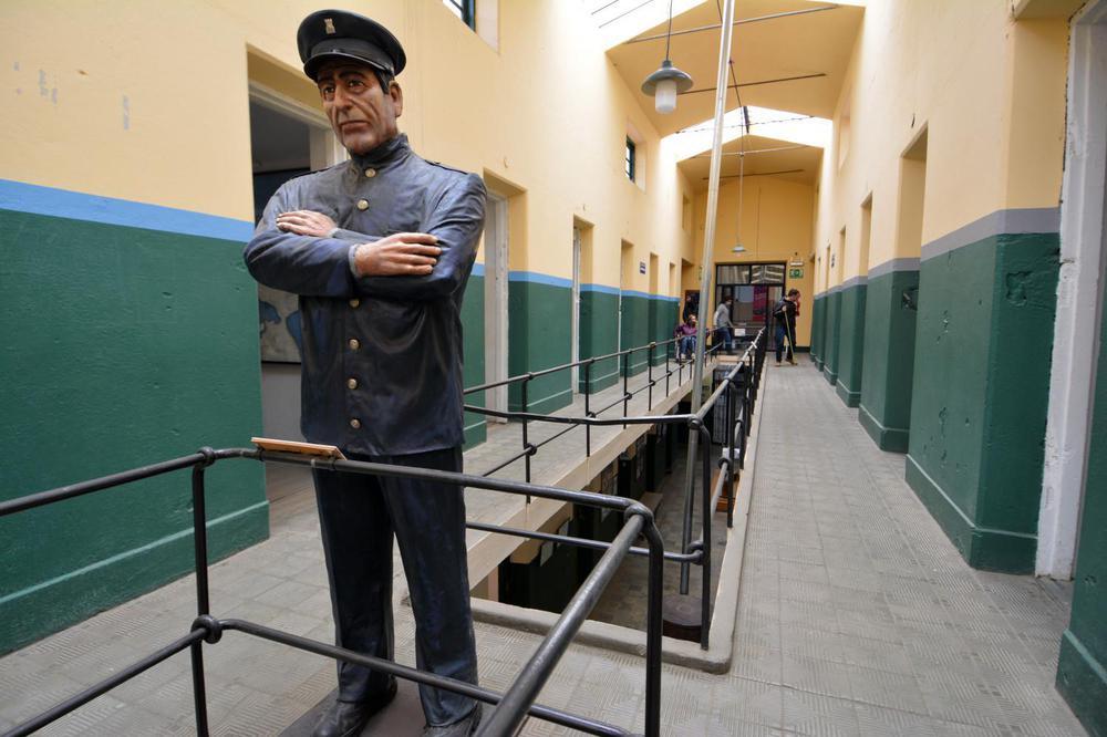 Museo Marítimo y Ex-Presidio de Ushuaia (Tierra del Fuego)